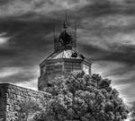 Observation Tower monochrome by PaulWeber