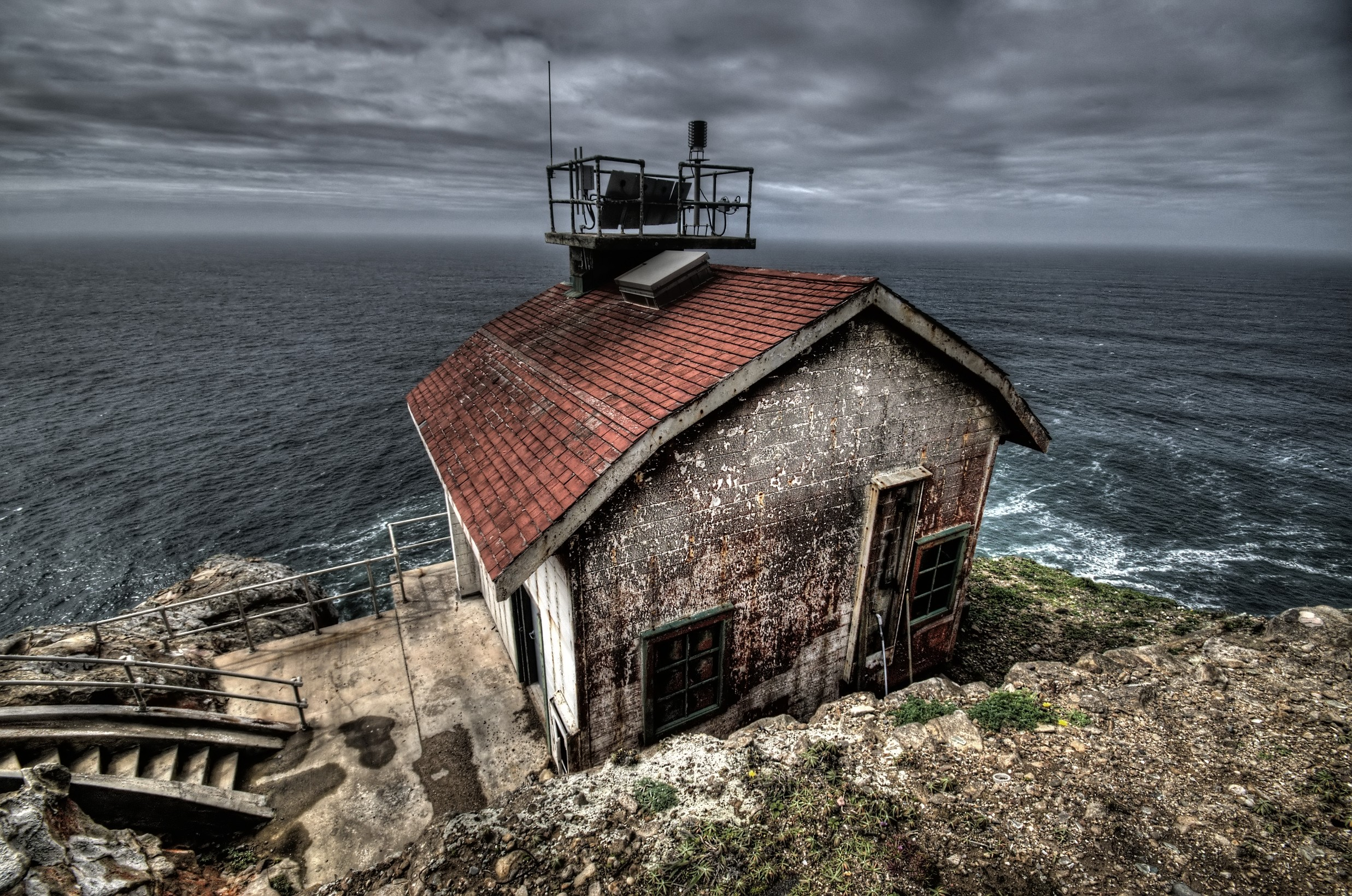 Lighthouse Cottage by PaulWeber