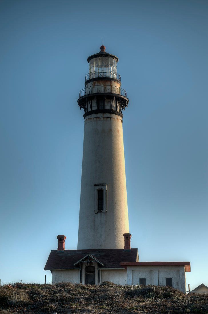 Pigeon Point Lighthouse by PaulWeber