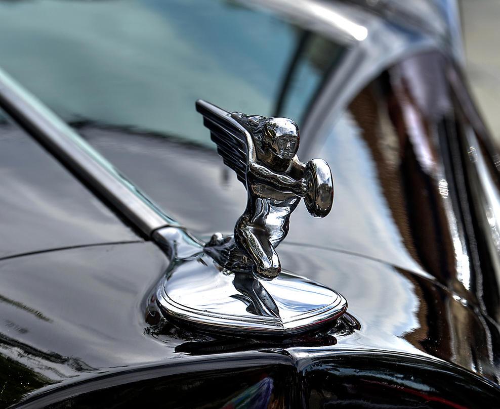 1937 Packard by PaulWeber