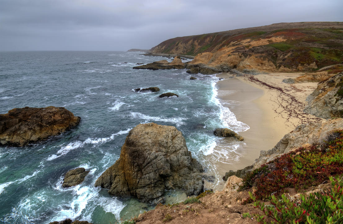 Bodega Headlands by PaulWeber