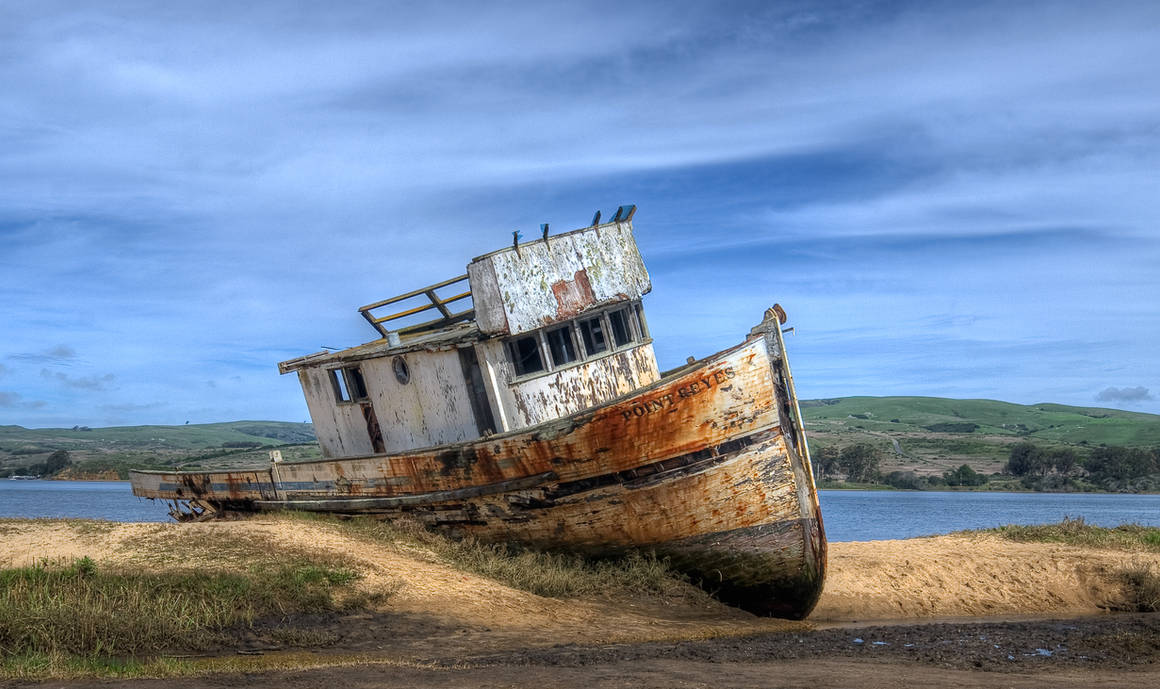 Point Reyes by PaulWeber