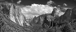 Classic Yosemite Valley by PaulWeber