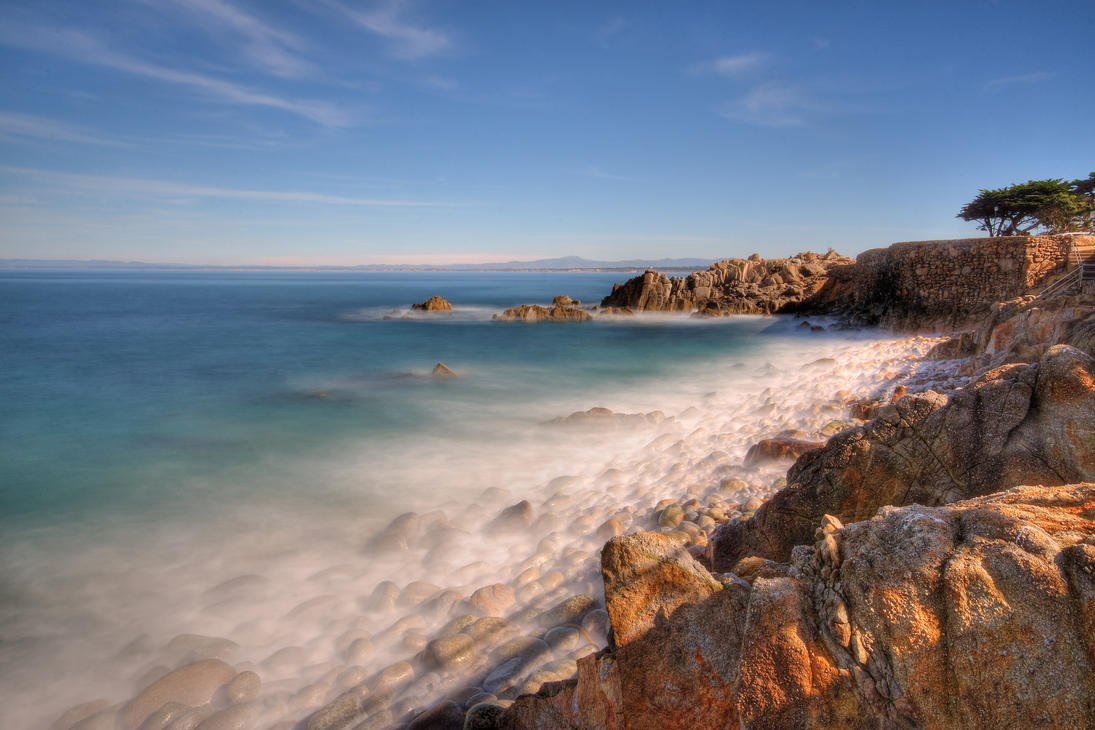 Monterey Bay by PaulWeber