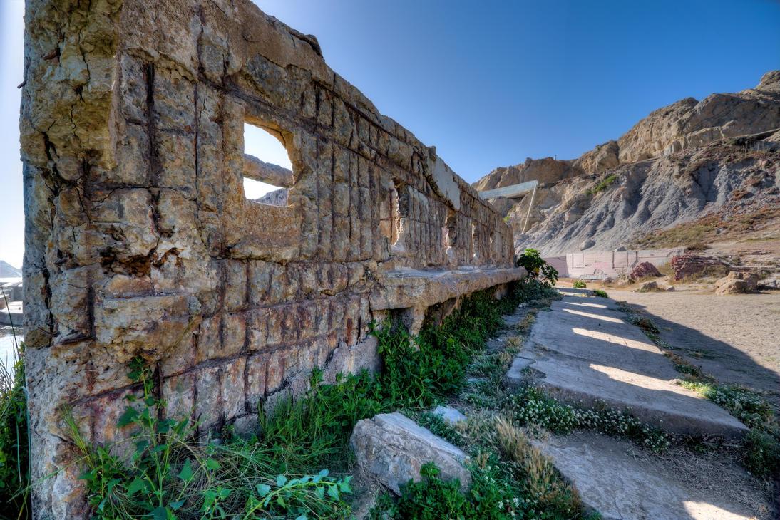 Ruins by PaulWeber