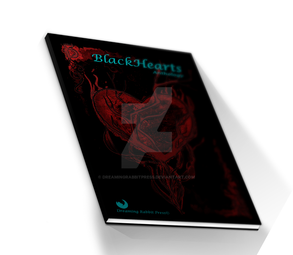 BlackHearts Anthology by dreamingrabbitpress