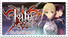 Fate Stay Night Stamp