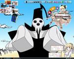 Actual Desktop Shinigami-Sama