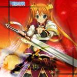 Asuna's warrior style
