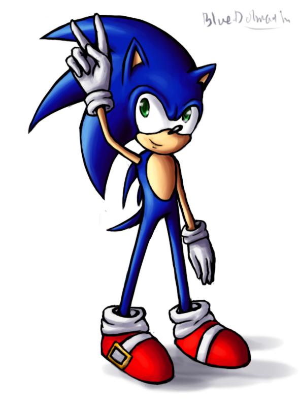 Sonic by SanyokVAMPIRE