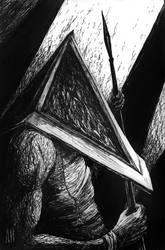 Piramidhead by SanyokVAMPIRE