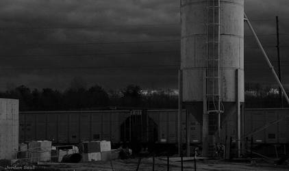 Rustic Industrialism IV by countermeasures