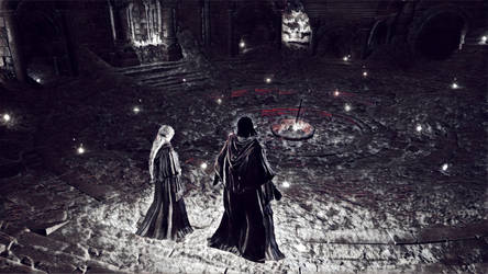 Dark Souls 3 / Fire Keeper and me