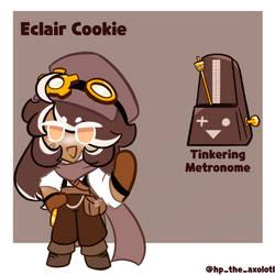 Eclair Cookie