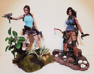 Tomb Raider: Classic and Contemporary