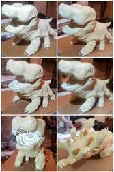 Woola 3D print: WIP