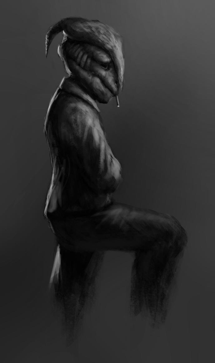Dinoguy by theartofTK