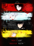 RWBY poster contest submission 1