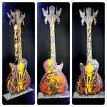 guitar#spktr#musique#rock#sculpture#art#rockstar#t