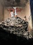 christogun#spiktri#art#graffiti#recyclage#streetar