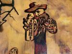 Picasso#spiktri#art#graffiti#recyclage#streetart#u