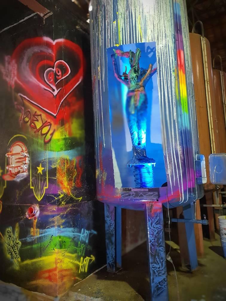 Riderstylerium#Anonymous#spiktri#art#graffiti#recy