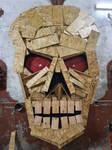 Skullosb99#Anonymous#spiktri#art#graffiti#recyclag