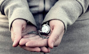 Time is in your hands.