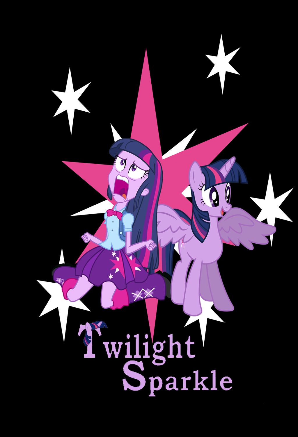 IOS 7 Twilight Sparkle Wallpaper By Krazy97151