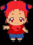 Baby Tiana (PNG)
