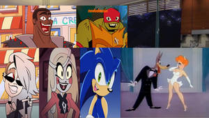 The Sonic Siblings Meet Their New Parents