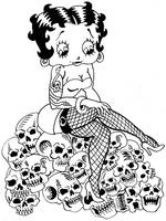 Betty Boop Vogue cover by matthewkctan on DeviantArt