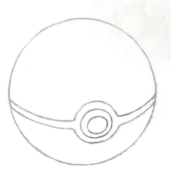Poke Ball template by RUinc on