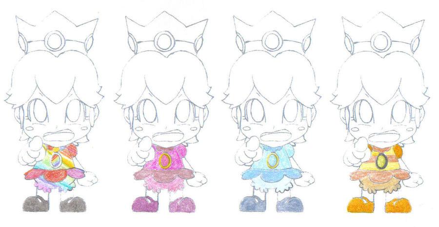Baby Peach's Wardrobe 3
