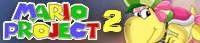 Mario Project 2 Banner by RUinc