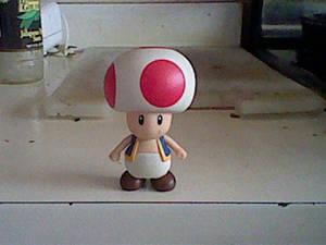 Toad figurine