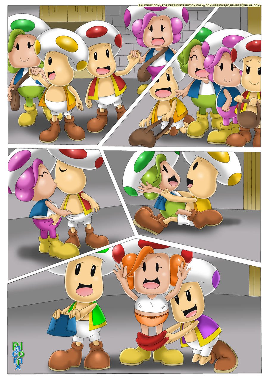 Mario Project 3 pg. 27 by RUinc on DeviantArt