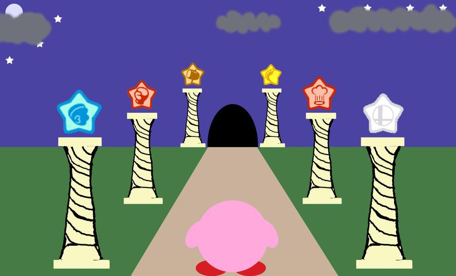 Art Quiz : Kirby's ability quiz pt. 4 by ruinc on deviantart