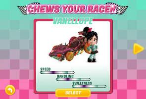 Chews Vanellope