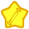 Kirby Ability Stars - Baton by RUinc