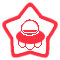 Kirby Ability Stars - UFO by RUinc
