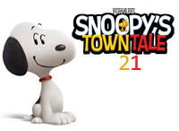 Snoopy's Town Tale episode 21 is up by RUinc
