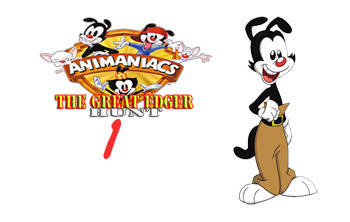 Now Playing - Animaniacs: The Great Edgar Hunt by RUinc