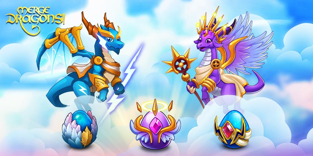 Another Merge Dragons discussion is up by RUinc on DeviantArt