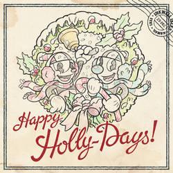 Cuphead Holiday Greetings