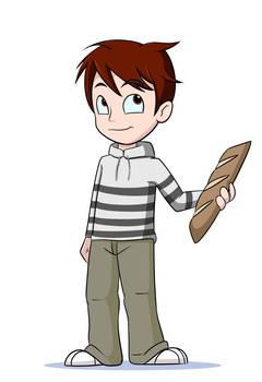 Jake the Baker's Son