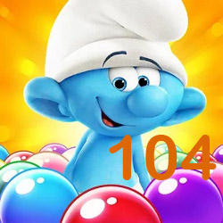 Smurfs Bubble Story episode 104 is up