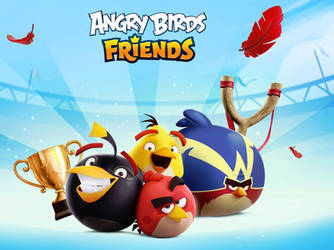 More Angry Birds Friends PvPs