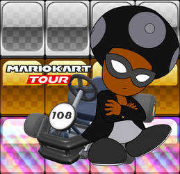 Mariokart Tour episode 108 is up