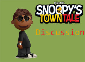Another Snoopy's Town Tale discussion is up.